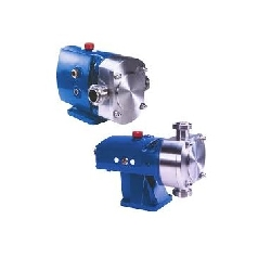 POMPA A LOBI -TRILOBI AISI316 40mm /Tri-Clamp ATEX EExd /IP55 1,10kW 392rpm 50Hz